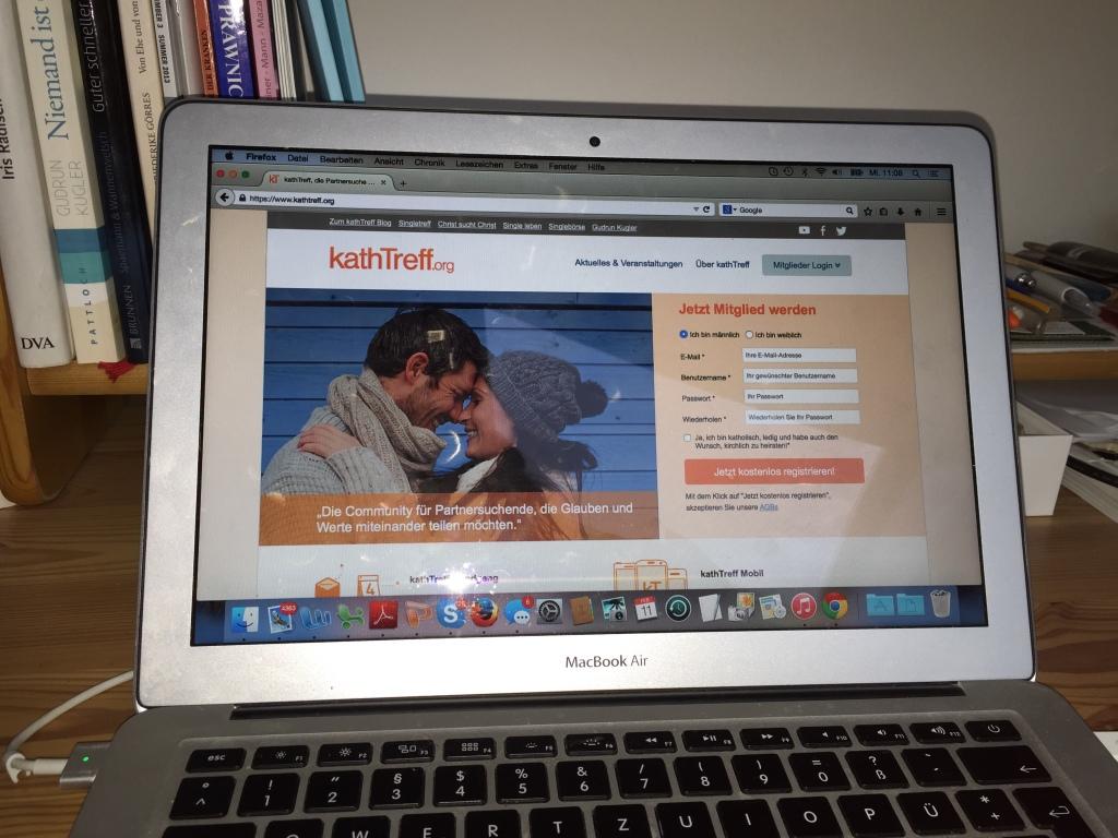 Online partnersuche was schreiben