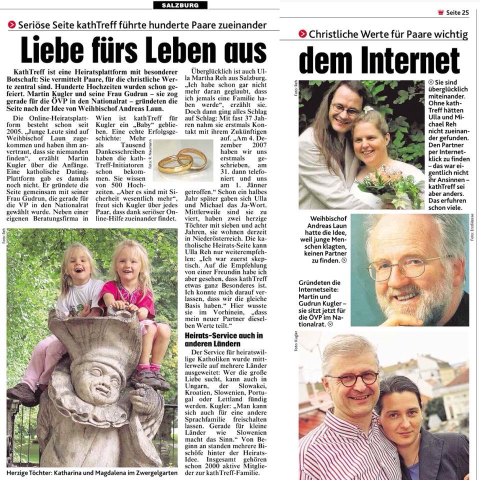 kathTreff in Krone Salzburg 9. Dezember 2017