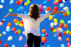 Schlüssel zur Freiheit: Im Jetzt leben und aus freien Stücken Ja sagen!